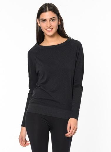 Hummel Uzun Kollu Tişört Siyah